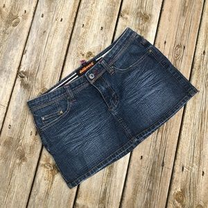 Dollhouse Jean Skirt Size 13